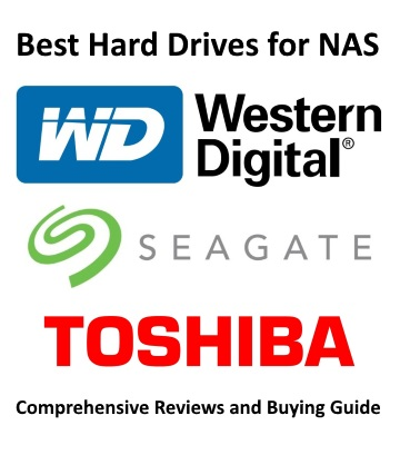 Best Hard Drives for NAS
