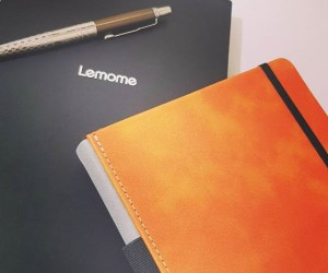 Lemome Hardcover Dotted Bullet Journal Review