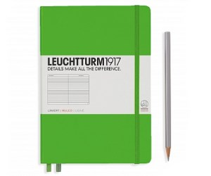 Leuchtturm1917 Hardcover Medium Dotted Journal Review