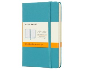 Moleskine Classic Colored Notebook Review