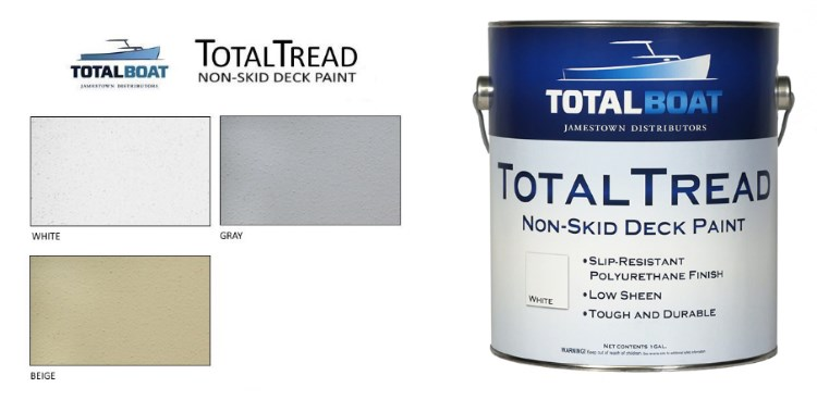 Total Boat Total Treat - Best Pool Deck Paint