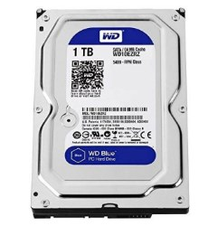 WD Blue Hard Drive for NAS