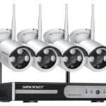 SMONET Outdoor Wireless Security Camera System with DVR Review