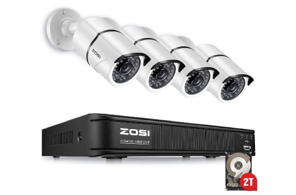 ZOSI FULL 1080P Review