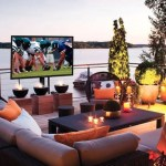Enjoy Shows in the Great Outdoors With an Outdoor TV