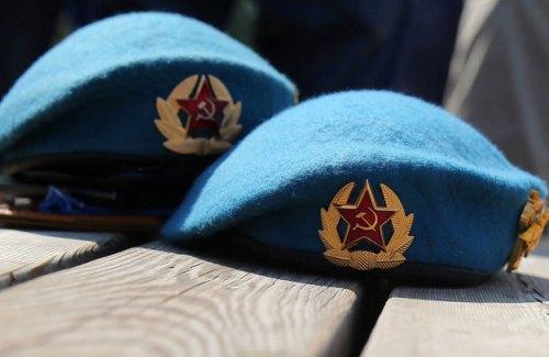 Головной убор десантников