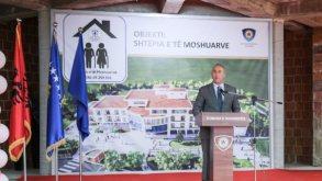 Fillojnë punimet për ndërtimin e Shtëpisë së Pleqve në Gjinoc të Suharekës
