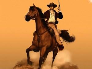 история ковбоя