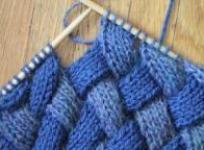Вязание берета