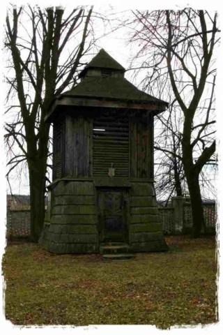 dzwonnica2 Stara dzwonnica zabytkiem!