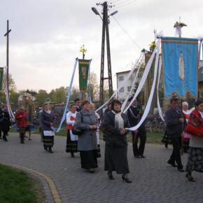 Procesja wielkanocna w2011r.