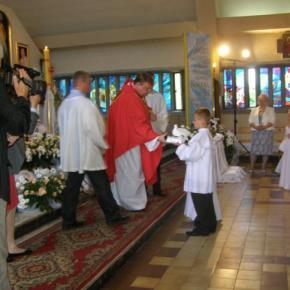 I Komunia Święta 2012