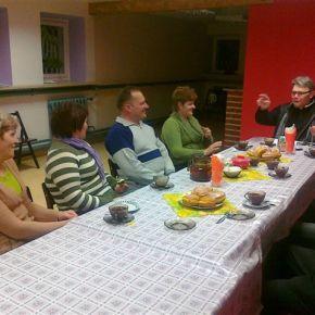 Spotkanie sołtysów zks.proboszczem