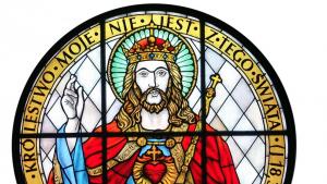 chrsytus krol Niedziela Chrystusa Króla Wszechświata / koniec Roku Wiary