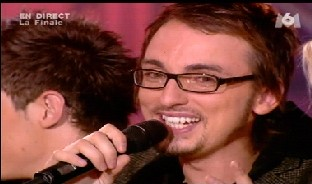 Christophe Nouvelle Star