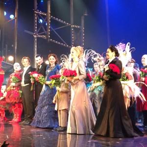 Musical-Premiere in Hamburg, Verena Bender, PR Experte, PR Coach, Köln