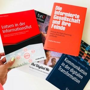 Bücher, Kommunikation, lesen, Verena Bender, PR, Blog, Medien, PR Coach, Public Relations, Digitalisierung, Presse