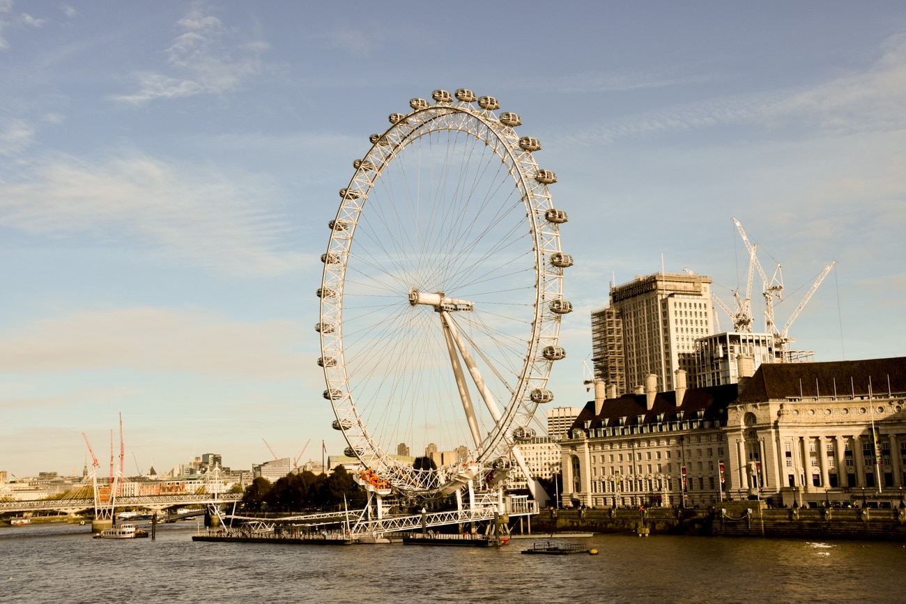 The London Eye, London, United Kingdom