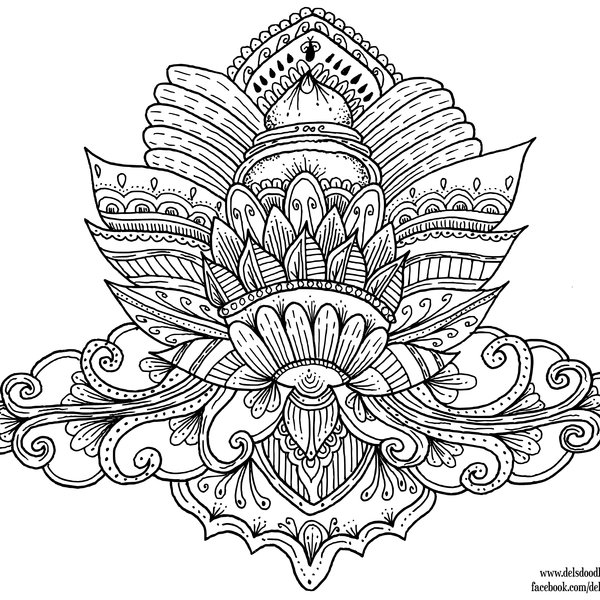 Nelson Mandela Coloring Sheet Coloring Pages