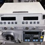 Arthrex APS II Control Console and Continuous Wave III Arthroscopy Pump – Used