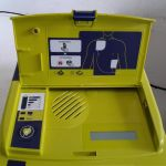 Cardiac Science 9200RD Power Heart AED Untested-No Battery – Used