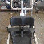 Invacare Reliant 350 Stand-Up No battery – For parts or not working
