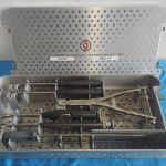 St. Francis Medical Surgical Orthopedic Spine Instrument Set – Used