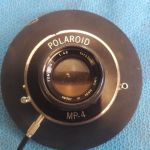 Polaroid MP-4 with Shutter – Used