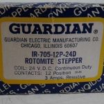 Guardian Rotomite Stepper IR-705-12P-24D – Used