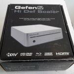 Gefen TV Hi-Def Scaler – Used