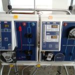 BAXTER BM11A and BM14 Blood Bank – Used
