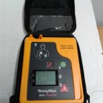 Welch Allyn AED10 Trainer – For parts or not working