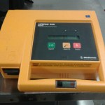 Medtronic Lifepak 500 Defibrillators  – Used