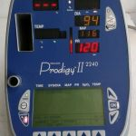 Colin 2240 Press-Mate Prodigy II Vitals Monitor – For parts or not working