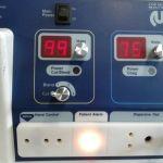 Utah Medical Products Finesse ESU-100 Electrosurgery Smoke Evacuation Console – Used