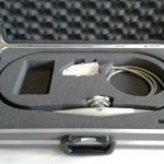 Acuson V510B Transesophageal Bi-Plane Ultrasound Transducer with Case – For parts or not working