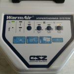 CSZ WarmAir Hyperthermia System with 3 FilteredFlo Blankets – Used