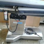 Steris Amsco 3085SP Surgical Table with New Batteries and Pads – Refurbished – Seller refurbished