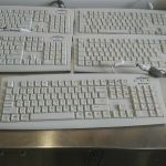 Seal Shield Silver Seal Medical Keyboard  SSWKSV107    #1 – Used