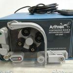 ARTHREX AR-6400 WAVE II Arthroscopy Pump w/ Ar-6476 Autoclavable Hand Control – Used