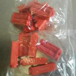 The Drucker 7713030 Centrifuge Tube Shields Carriers Red – Used