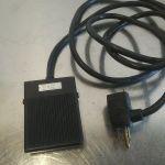 LineMaster TreadLite T-51-SC3 Foot Switch  #1 – Used
