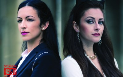 ILIANA EFTHYMIADI and ALIDA PANTONE to star in HEROINE
