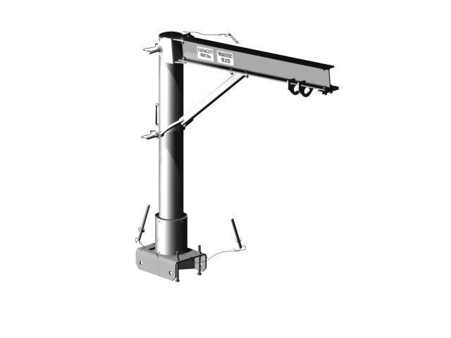 Davit Arm – A100 Series