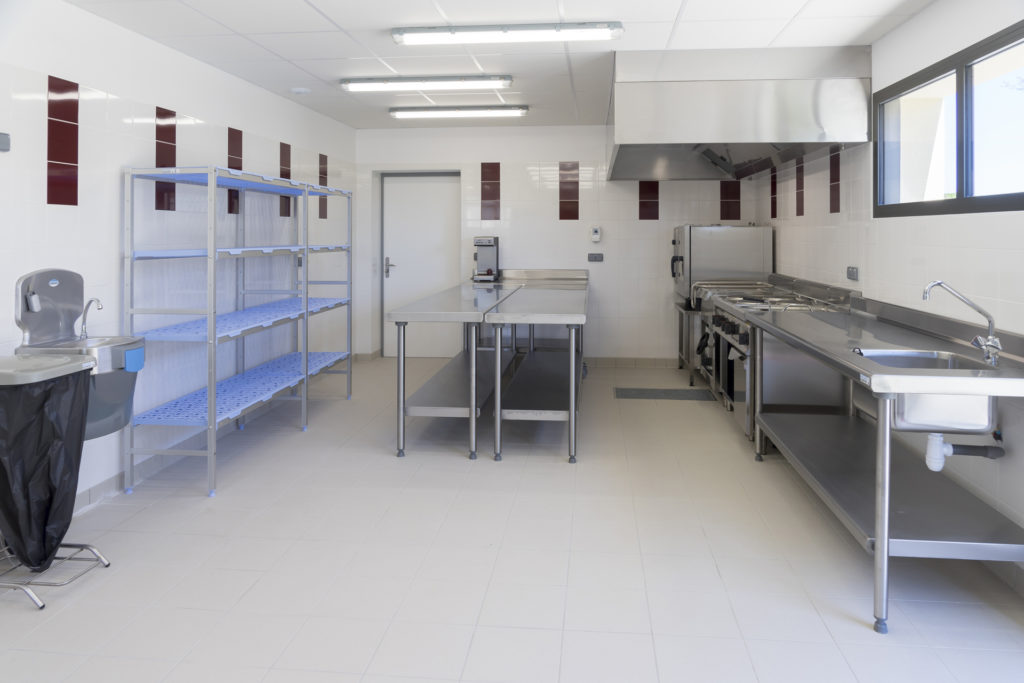 Carrelage Antiderapant Cuisine Professionnelle