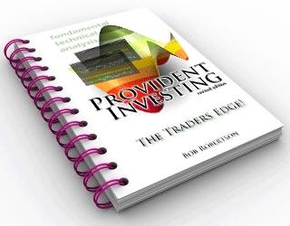 Provident Investing Spiral Bound Book