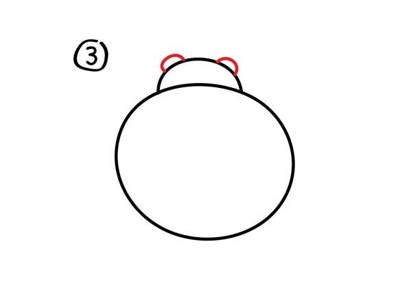 04. Как нарисовать божью коровку?