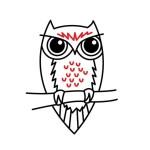 Как нарисовать сову – быстро и просто!
