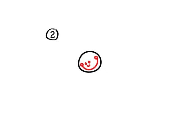 08. Как нарисовать ангела вместе с детьми