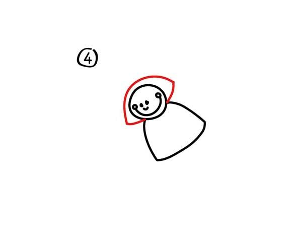 06. Как нарисовать ангела вместе с детьми
